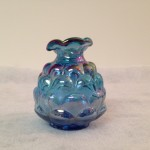 Fenton miniature vase