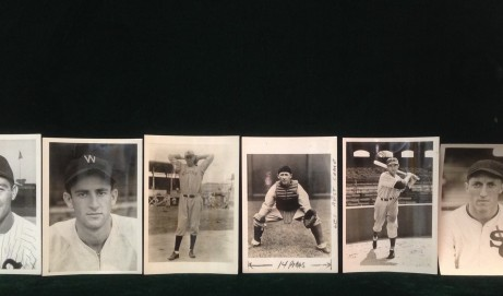 Old baseball photos launch trip down memory lane