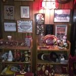 sports memorabilia at Falls Church estate sale