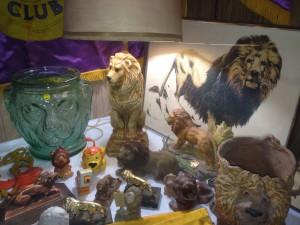 Lions Club memorabilia for sale