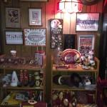sports memorabilia at Falls Church estate sale