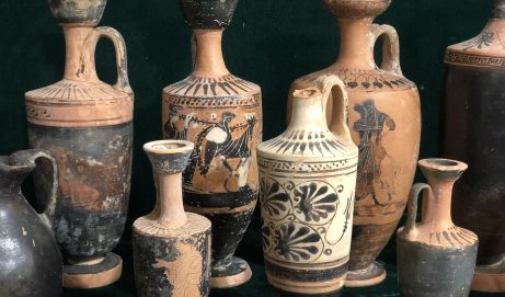 Etruscan Pottery Ignites Passion For Exploring Italy in 500 BC