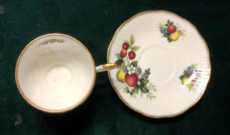 Ask The Attic: What's My Teacup and Saucer Worth?