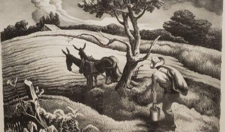 Ask The Attic: What's My Thomas Hart Benton Print Worth?